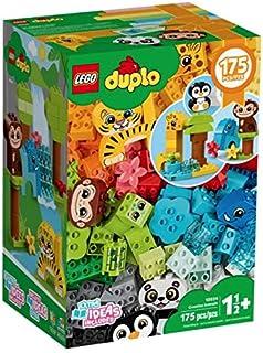 LEGO DUPLO Classic 10934 Creative Animals Building Kit (175 Pieces)