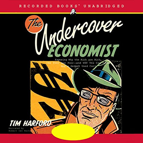 The Undercover Economist  By  cover art