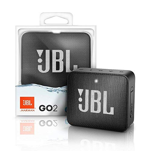 CAIXA DE SOM BLUETOOTH JBL GO 2 JBLGO2 PRETO
