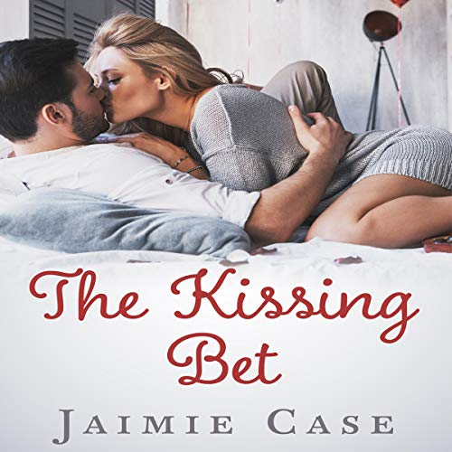 The Kissing Bet  By  cover art