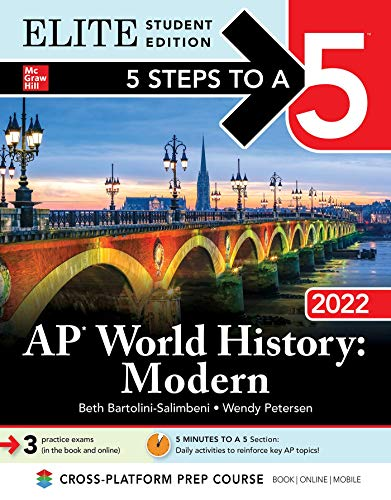5 Steps to a 5: AP World History: Modern 2022 Elite Student Edition