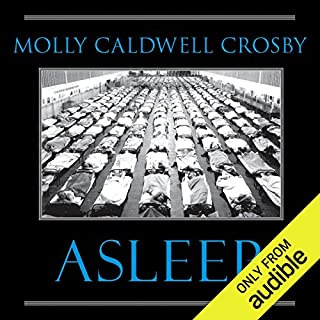 Asleep audiobook cover art