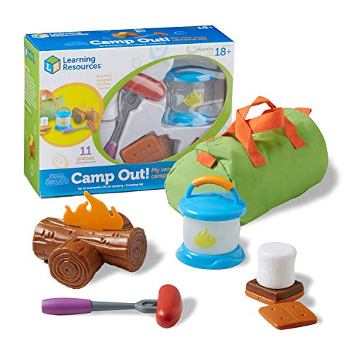 Learning Resources New Sprouts Camp Out!