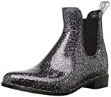Western Chief Girl's Glitter Chelsea Boot Boot, Multi Glitter, 3 M US Little Kid