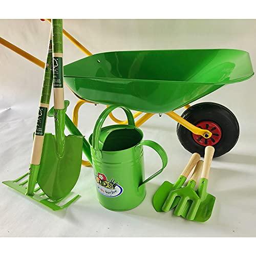Prêt à jardiner Kit Outils de Jardinage pour Enfants