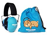 Safest Baby Ear Protection Kids Ear Muffs - 29db Noise Reduction Cancelling Headphone for Toddler Boys and Girls - Comfortable Earphones for Concert, Sporting Events, Airplane