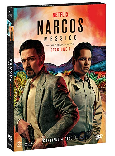 Narcos: Messico St.1 (Spec.Ed.) (Box 4 Dv)