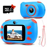 YESMET RUMIA Kids Camera, Camera for Kids, Digital Children Cameras With 2.0 Inch