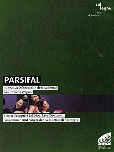 DVD Parsifal TFE 2006 [Francia]