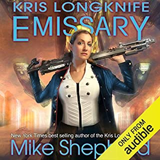 Emissary audiobook cover art