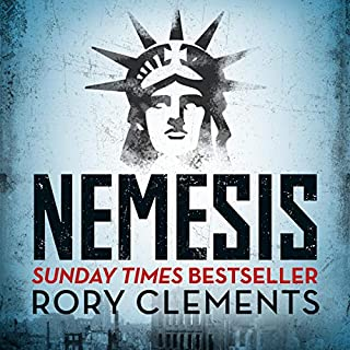 Nemesis                   By:                                                                                                                                 Rory Clements                               Narrated by:                                                                                                                                 Adam Sims                      Length: 10 hrs and 13 mins     62 ratings     Overall 4.6