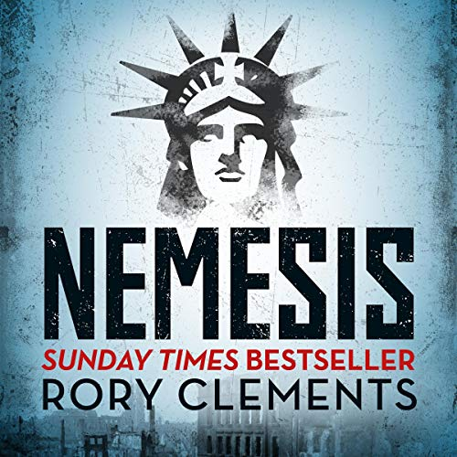 Nemesis audiobook cover art