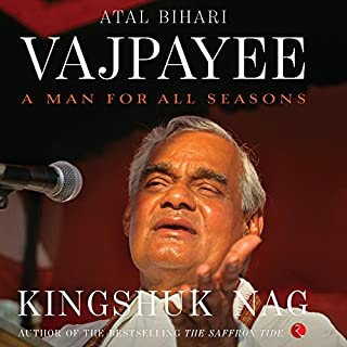 Atal Bihari Vajpayee cover art