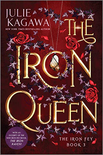 The Iron Queen Special Edition (The Iron Fey Book 3) (English Edition)