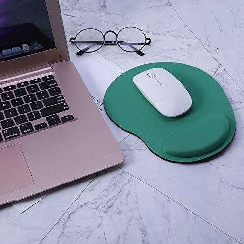Mauspad Umweltfreundliche Armbrüste Maus Pad Computer Spiele Kreative Einfarbige Neue Art Maus Pad(grün)