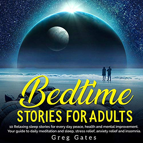 Bedtime Stories for Adults cover art