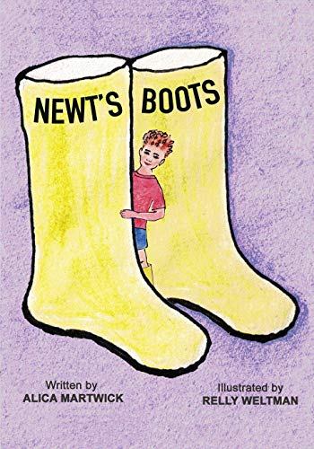 Newt's Boots