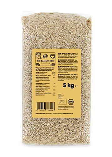 KoRo - Riz basmati brun bio 5 kg