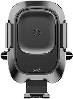 Baseus Smart Vehicle Bracket Wireless Charger Black