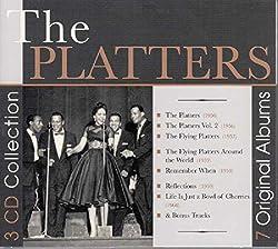The Platters-7 Original Albums [Import]