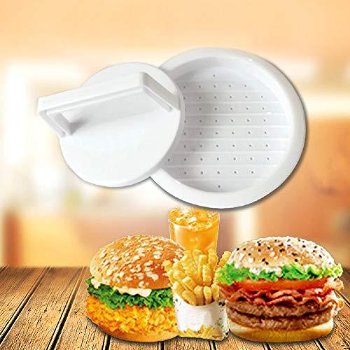 Burger Maker Manual Stuffing Tool Meat Press Multifunctional Hamburger Patties Mould Hamburger Maker Mould Machine Set BBQ Patty