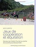 Jeux de coopération et équitation