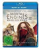 Mortal Engines: Krieg der Städte (+ Blu-ray 2D) [Alemania] [Blu-ray]