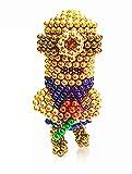 Mag-Balls muchos Colores: 100 magnético Bolas 5 mm Neodimio Super...