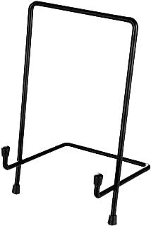 Support De Plaque D/écorative Pour Illustration Cadre Photo Chevalet Daffichage De Plaque De M/étal Nordique Plaques Plaque Et Livre Pour La D/écoration De La Maison Pr/ésentoir De Fil 2pcs