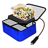 Triangle Patt Personal Portable Oven, Electric Slow Cooker For Food,Mini Oven For Meals