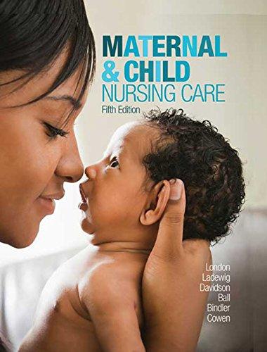 Maternal & Child Nursing Care (2-downloads)