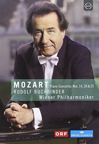 Mozart - Piano Concertos 14, 20 & 25