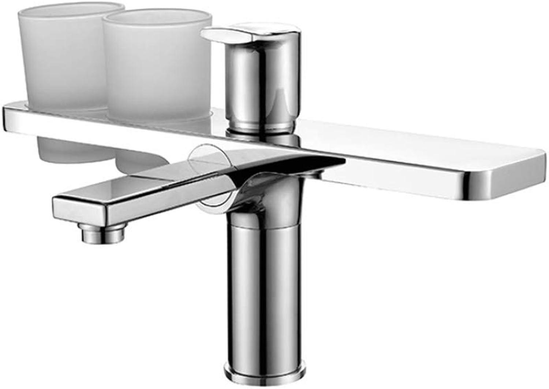 Basin Mixer Tap Bath Fixtures Wash Basinsinkkitchen Washbasin Faucets, All Copper Faucets, Chrome Plated Basins, Faucets, Washbasins, Faucets.