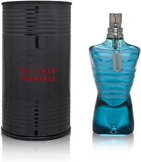 Le Male Terrible by Jean Paul Gaultier for Men 2.5 oz Eau de Toilette Spray Extreme