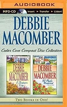 Audio CD Debbie Macomber Cedar Cove CD Collection 3: 8 Sandpiper Way, 92 Pacific Boulevard Book