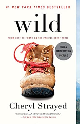 Wild: From Lost to Found on the Pacific Crest Trail from Vintage