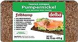Delba Famous German Pumpernickel Bread, 16.75 Ounce (Pack of 12)