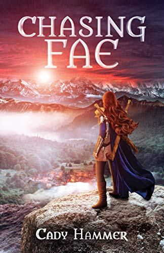 Chasing Fae by Cady Hammer ebook deal