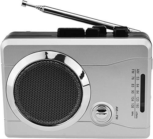 Mini Audio Retro Personal Kasset...