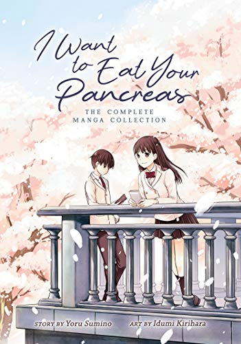 Sumino, Y: I Want to Eat Your Pancreas (Manga)