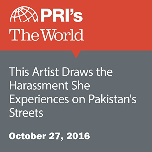 This Artist Draws the Harassment She Experiences on Pakistan's Streets cover art
