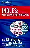 INGLES: APRENDIZAJE POR VIA RÁPIDA: Las 1000 palabras en inglés más utilizadas con 3.000 frases ejemplo (INGLES: APRENDIZAJE POR VIA RAPIDA nº 13)