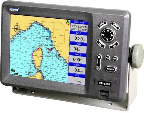 Plotter Cartografico con GPS ONWA KP-8299B