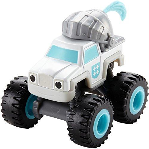 Fisher-Price – Blaze et les Monster Machines – Knight Truck – Mini Véhicule 6 cm