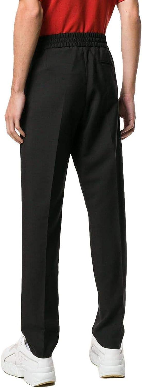 ACNE STUDIOS Men's BK0006900 Black Wool Joggers