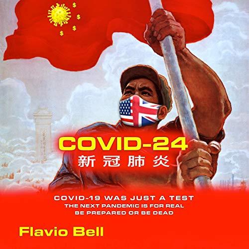 COVID-24 cover art