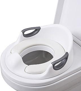 comprar comparacion Anillo para entrenador de inodoro para niños o niñas | Superficie antideslizante segura/Aro para inodoro para niños/asient...