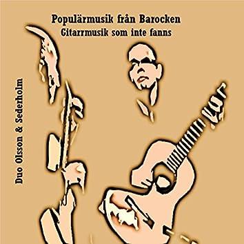 Populärmusik från Barocken