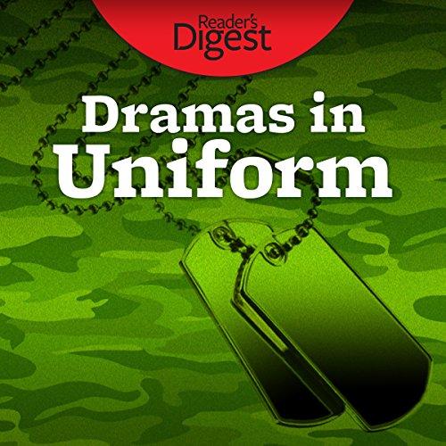 Dramas in Uniform audiobook cover art
