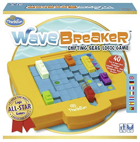 ThinkFun 76332 - WaveBreaker